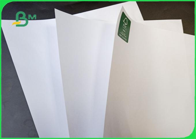50g - 200g Good Stiffness Good Printed Woodfree Paper For Printing