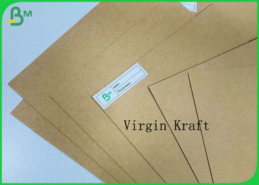 Arkusz papieru spożywczego Brown Roll Kraft Craft Paper Sheet 130gr Do 350gr Virgin Pulp